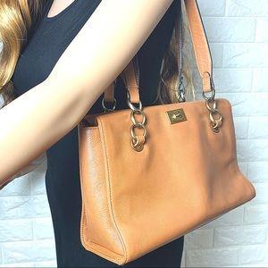 💋GORGEOUS💋 tan Chanel purse